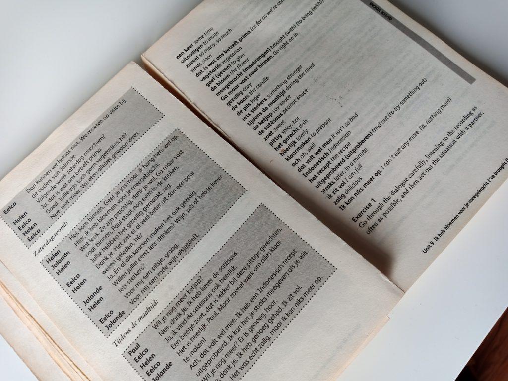 Contenido libro Complete Dutch